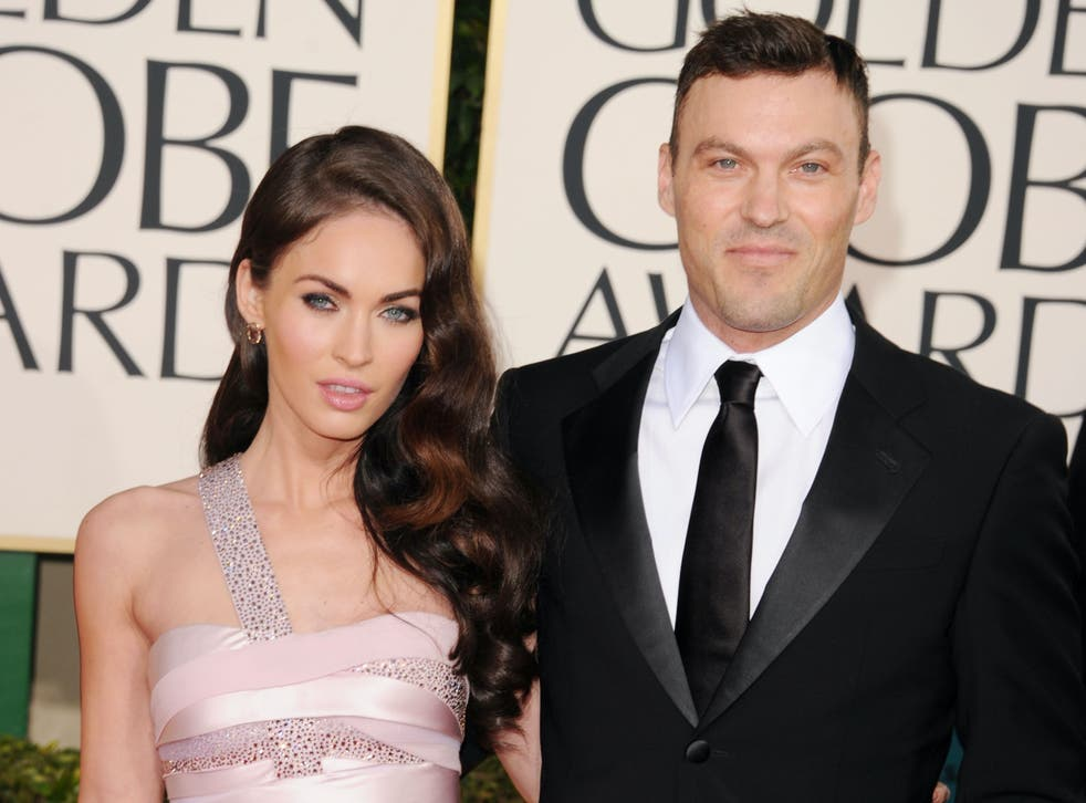 Megan Fox calls out Brian Austin Green for posting photo of their son on Instagram