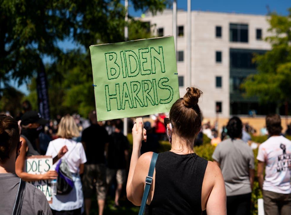 """<p>La encuesta encontró que """"la mayoría de los nombres que se inclinan más hacia Biden son mujeres, y la mayoría de los mejores nombres de Trump son hombres"""".</p>"""