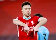 Atalanta Vs Liverpool Result Five Things We Learned As Diogo Jota Hat Trick Inspires Champions League Thrashing The Independent