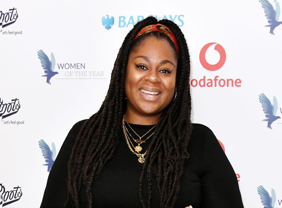 Candice Carty-Williams at the Women of the Year Lunch and Awards in 2019
