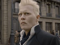 Fans launch petition to reinstate Johnny Depp in Fantastic Beasts