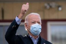 Joe Biden triunfa en New Hampshire