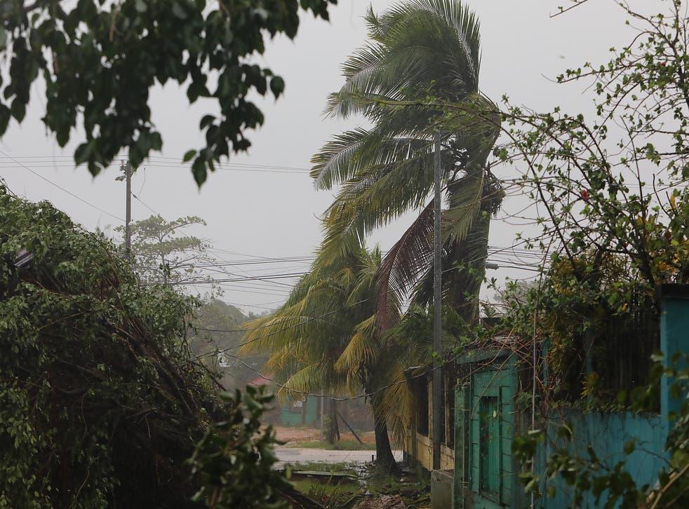 <p>Nicaragua.</p>