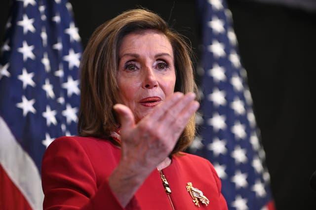 <p>La presidenta Nancy Pelosi esperaba que los demócratas se mostraran más fuertes que ella. </p>