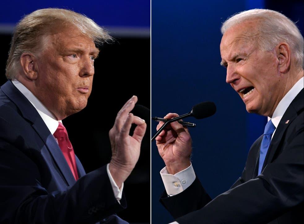 ¿Quién está por delante en qué estados y cuándo sabremos quién ha ganado?