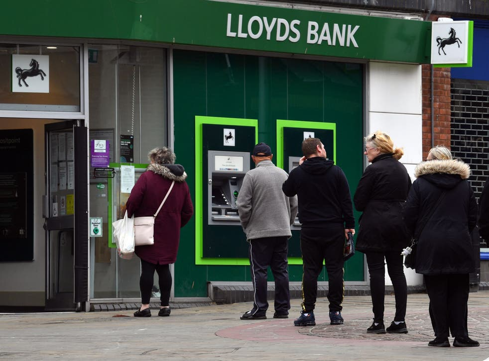 <p>The bank is restructuring itself 'to adapt to changing customer needs'</p>