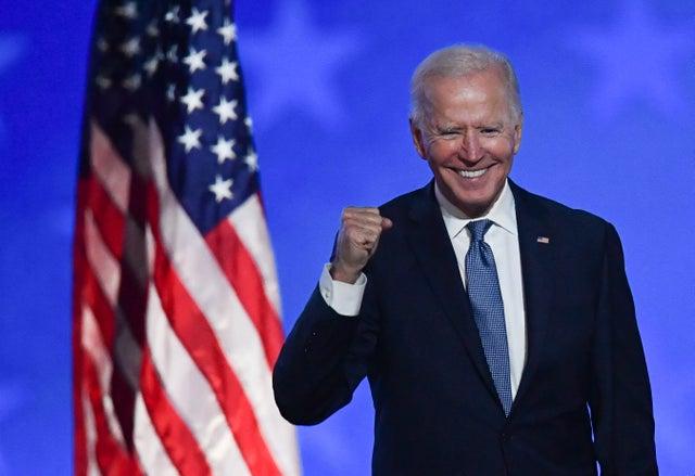 Joe Biden news live: Election results