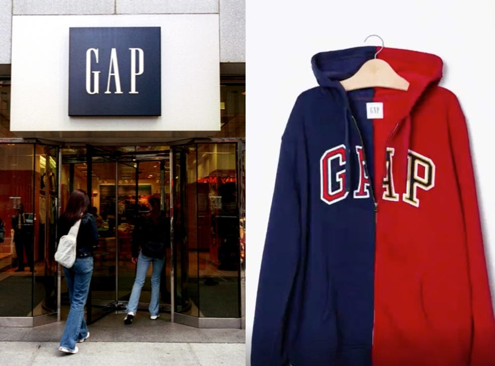 Gap deletes controversial hoodie tweet after election