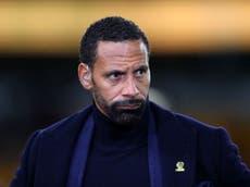 Rio Ferdinand explota tras los groseros errores del United