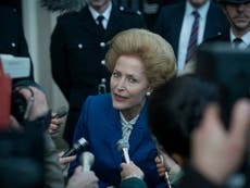 Gillian Anderson details how she became The Crown's Margaret Thatcher
