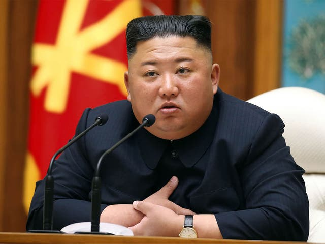 <p>Experts have said it is unlikely North Korea has got away without a single Covid-19 case</p>