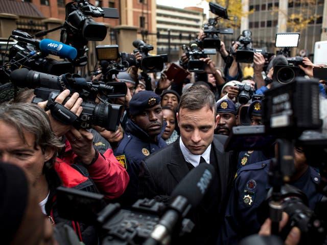 Trials of Oscar Pistorius