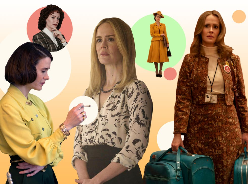 <p>She succeeds in turning every part, no matter how unlikely, into a Sarah Paulson part</p>