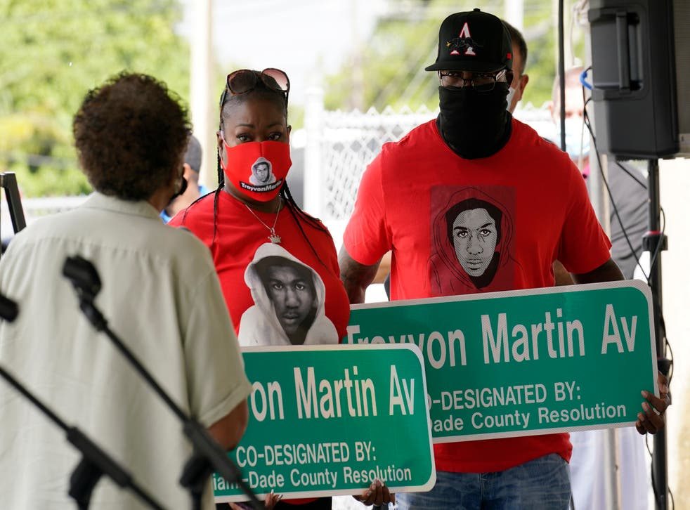 Trayvon Martin Road