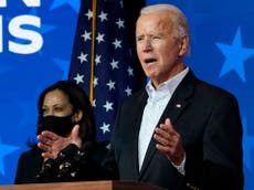 Can Joe Biden unite America?