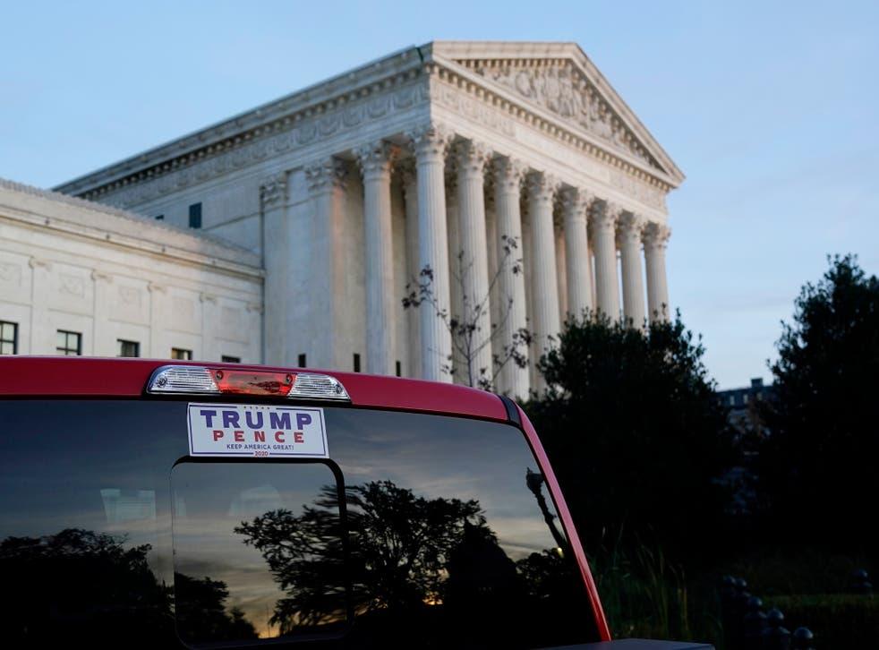 Retos legales de las elecciones de 2020