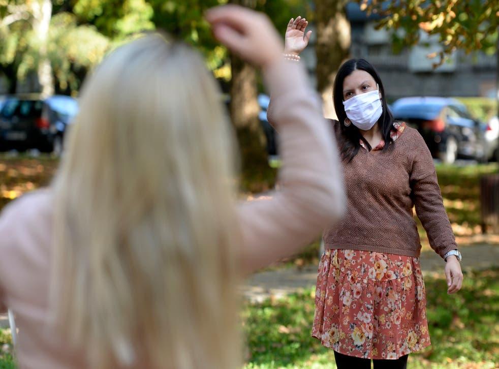 Virus Outbreak Bosnia War Legacy