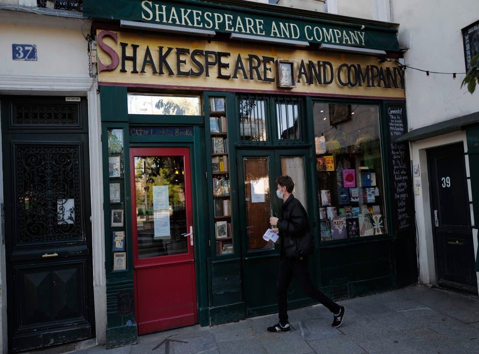 France Struggling Bookstore