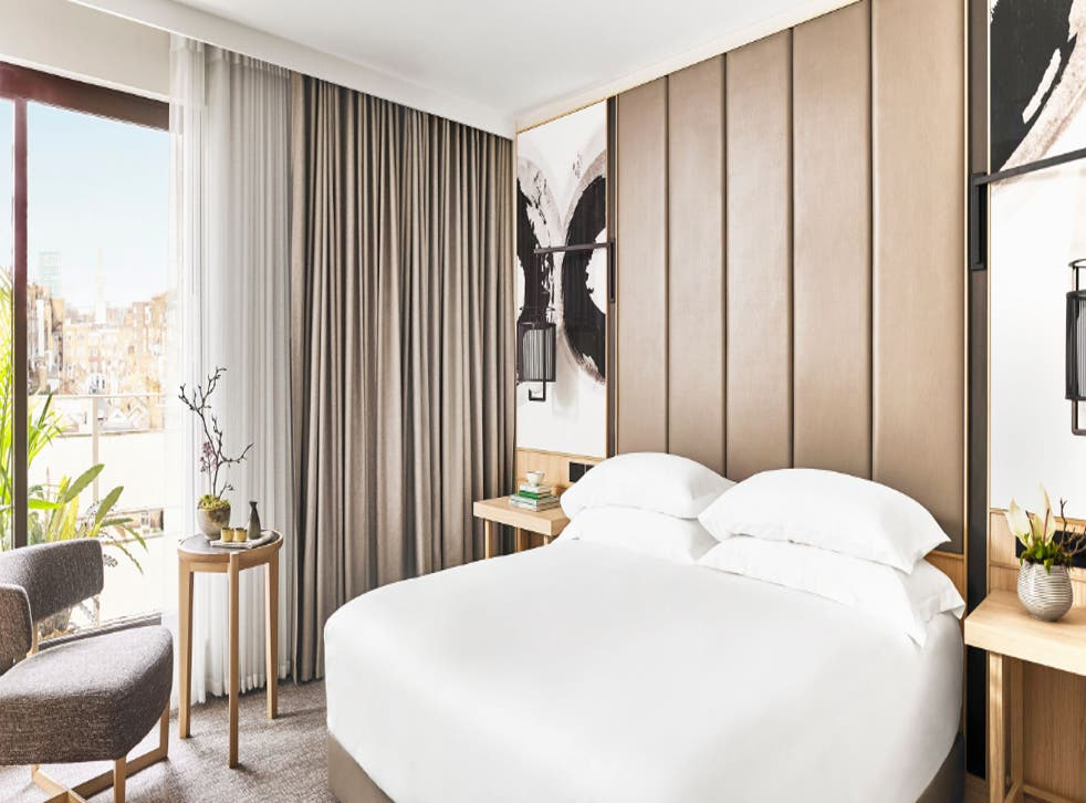 Nobu Hotel London Portman Square is among the big hitters to check out this winter