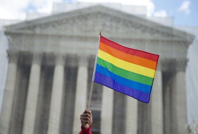 La Corte Suprema de Estados Unidos falló a favor del matrimonio homosexual en 2015