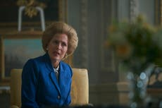 Gillian Anderson is extraordinary as Thatcher in The Crown