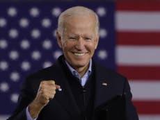 Celebrities react as Biden beats Trump to become next US president