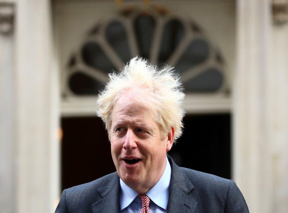 Boris Johnson has congratulated US president-elect Joe Biden
