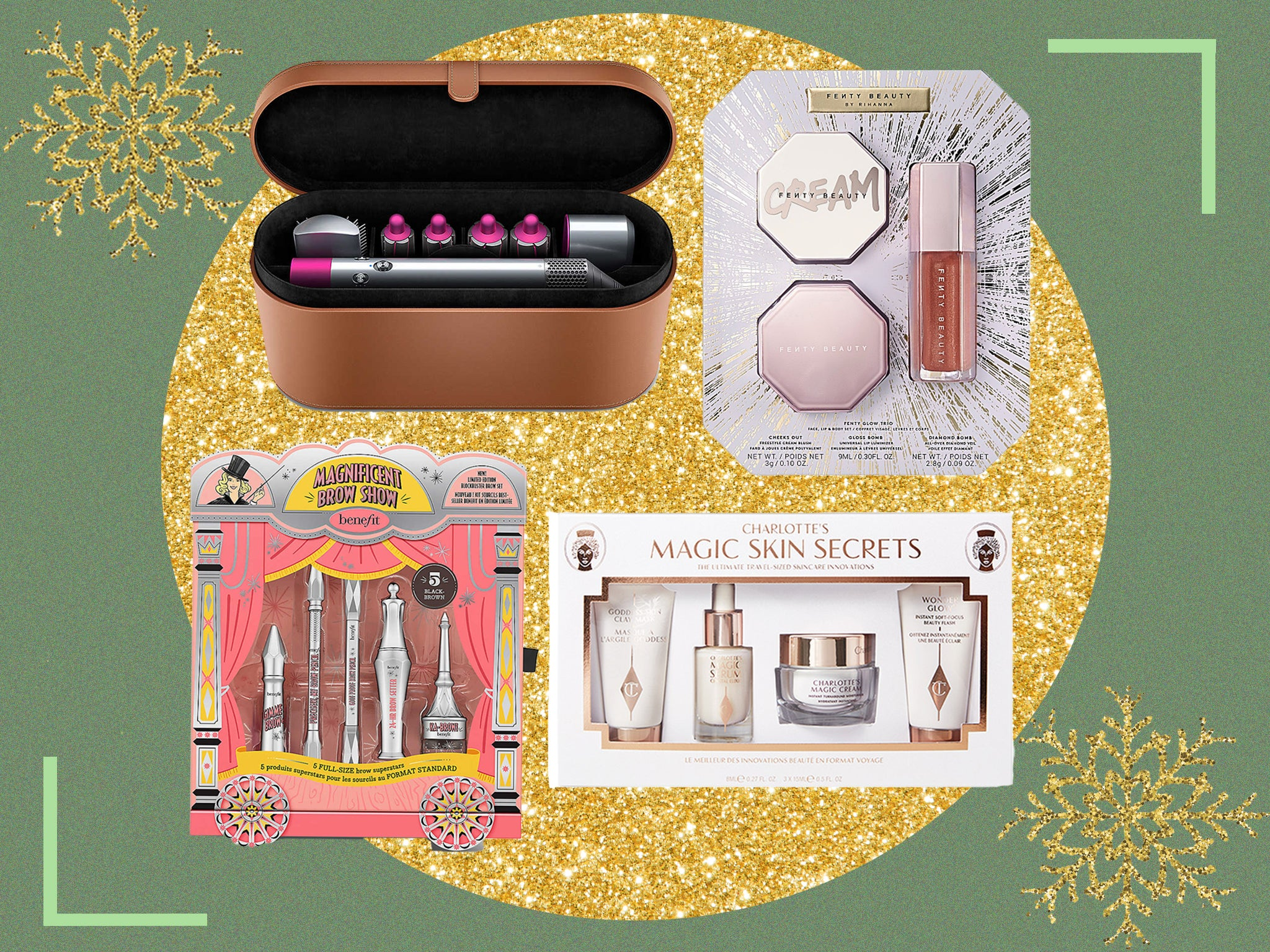 Best Beauty Gift Sets 2020 Huda Beauty Dyson Charlotte Tilbury And More The Independent