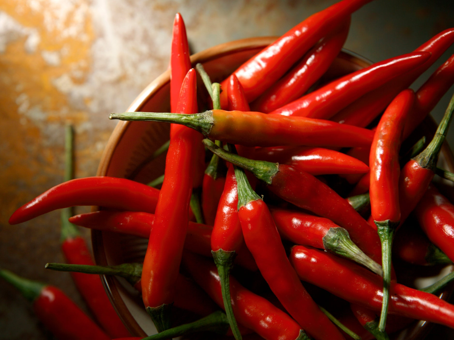 People who regularly eat chilli peppers live longer research suggests – The Independent