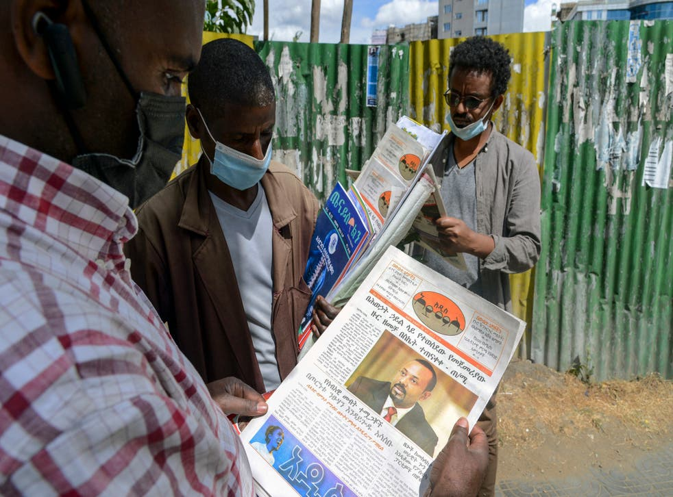 Ethiopia Military Confrontation