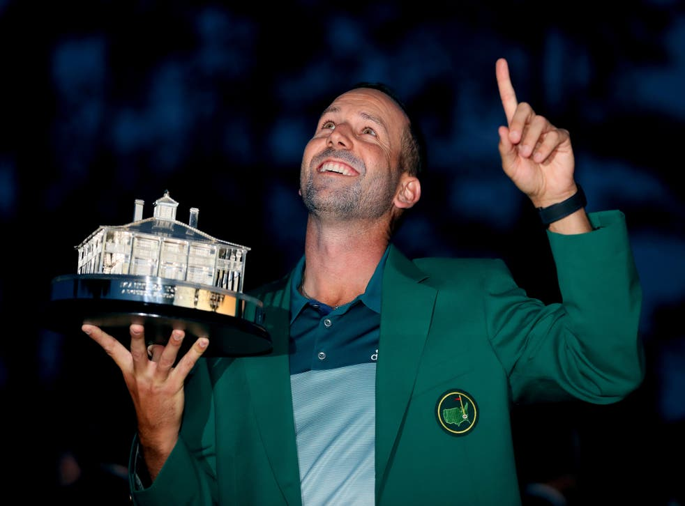 Sergio Garcia has been ruled out of The Masters after testing positive for coronavirus