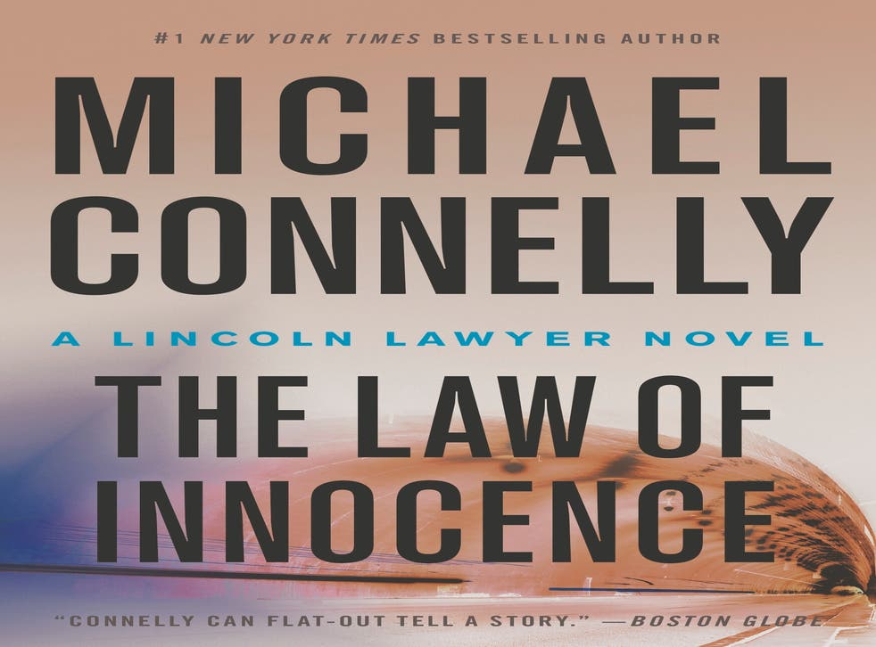 Book Review - The Law of Innocence