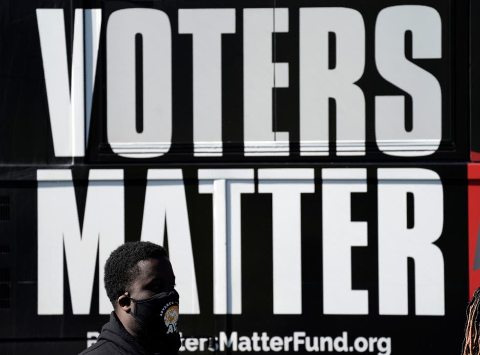Election 2020 Black Voters