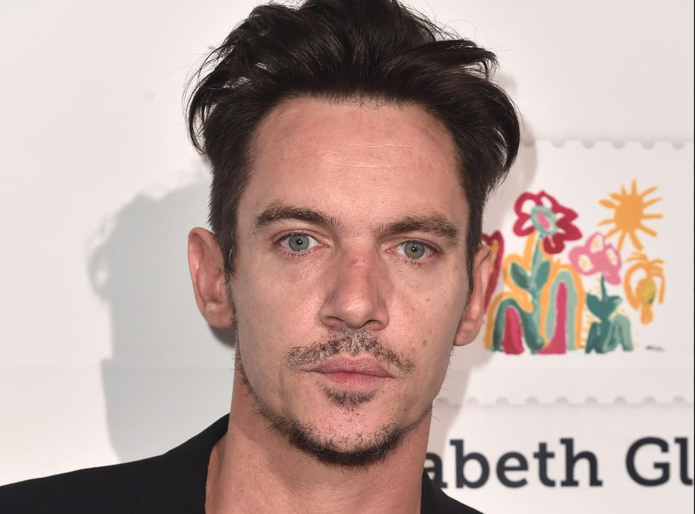 Jonathan Rhys Meyers, pictured in 2018