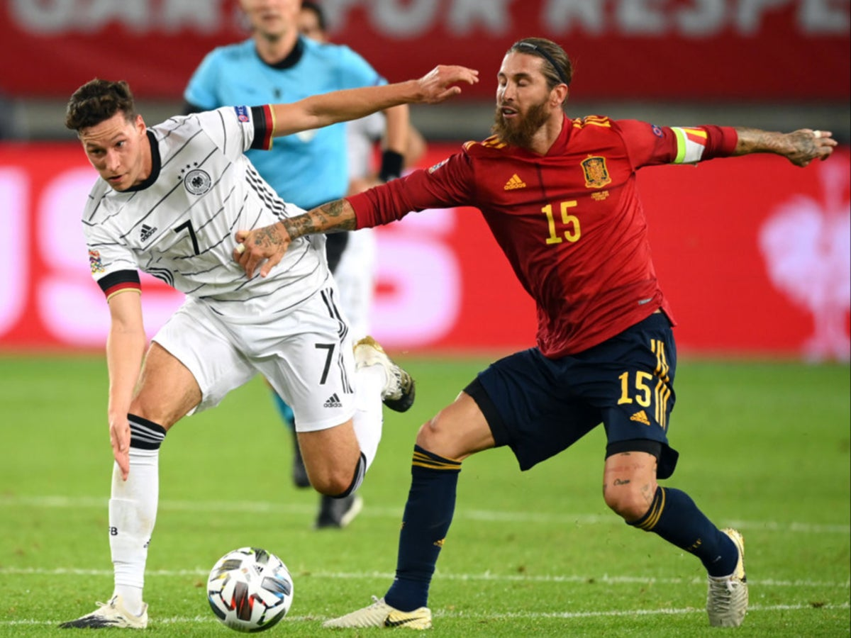 Every international football match this week | The Independent
