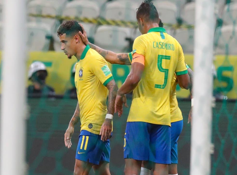 <p>CONMEBOL es la única confederación que disputa su clasificatoria en medio de la pandemia de coronavirus.</p>