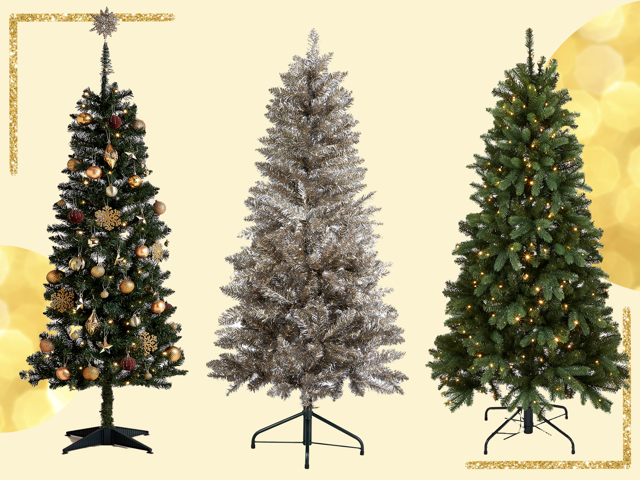 indybest best artificial christmas tree 1