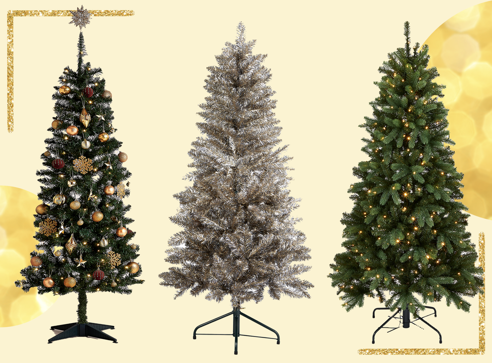 Best Artificial Christmas Trees 2020 Pre Lit Traditional And Colourful Styles The Independent