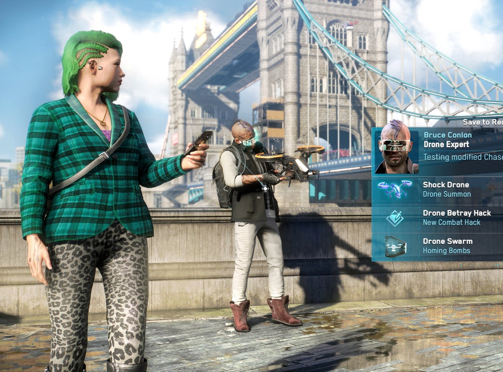 <p>Who let the dogs out? 'Watch Dogs: Legion' lets you play as every person in London</p>
