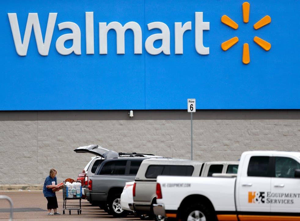 <p>Walmart - entregas con ayuda de vehículos autónomos.</p>