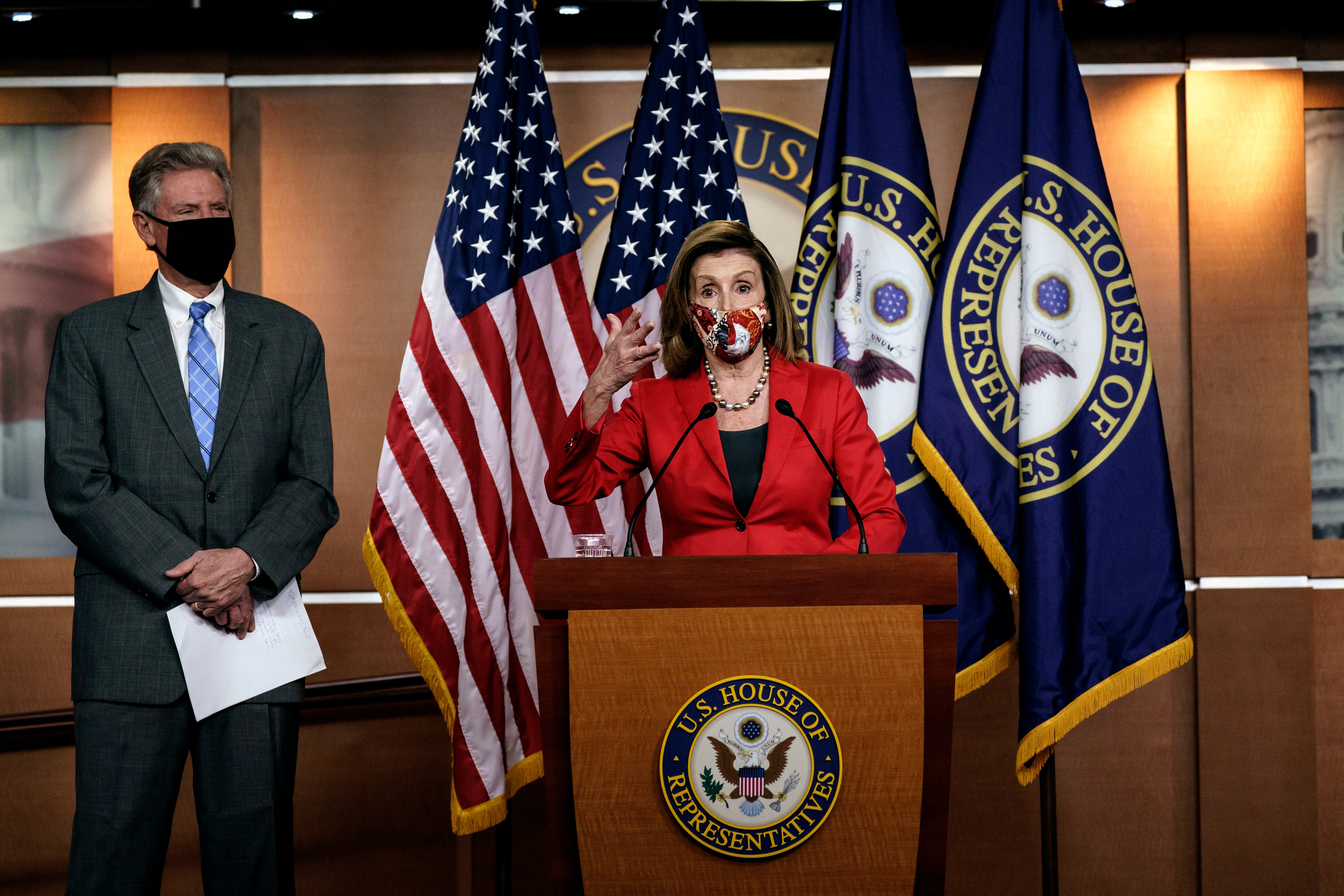 Dems clinch House control, but majority likely to shrink Republican Nancy Pelosi Democrats house Cheri Bustos