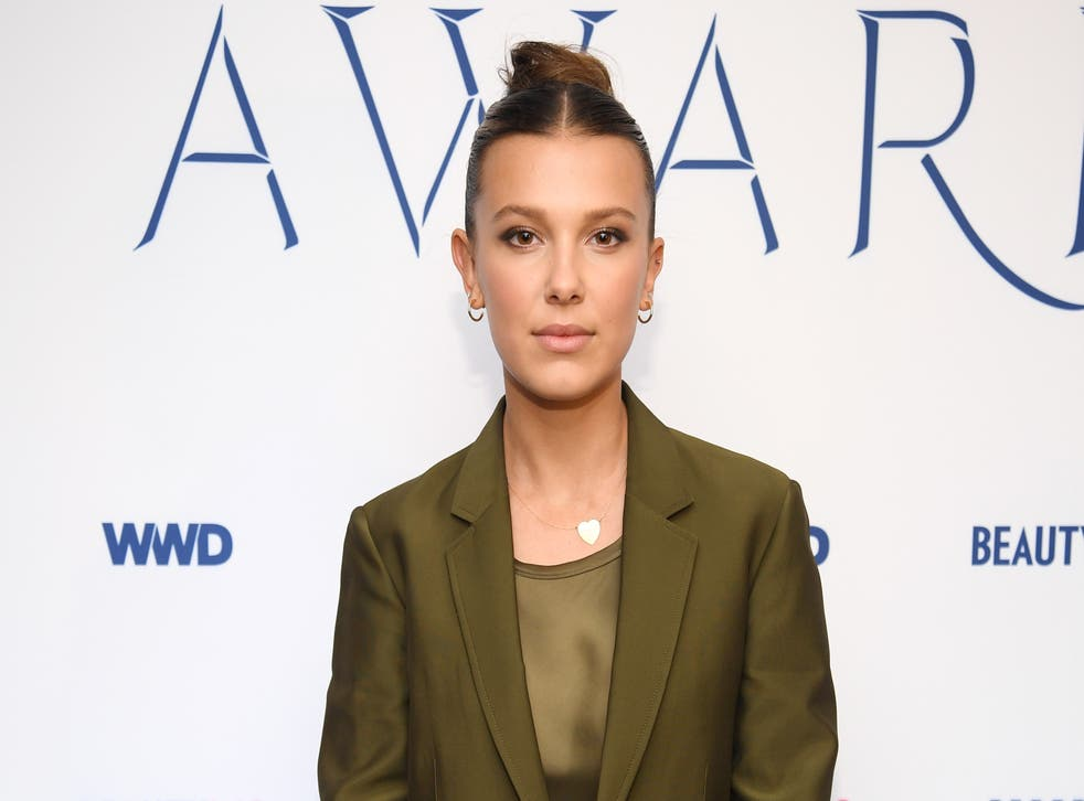 The Stranger Things star spoke of her regret in not being able to give her late grandmother 'one last snuggle' because of Covid-19