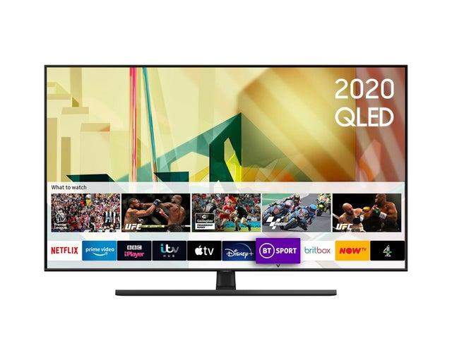 Best Black Friday Tv Deals 2020 Qled Ultra Hd And 4k Smart Tvs The Independent