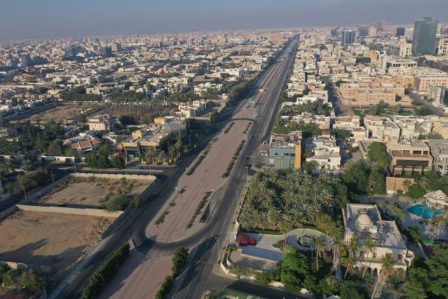 Según los informes, la explosión ocurrió en la ciudad costera saudí de Jeddah.