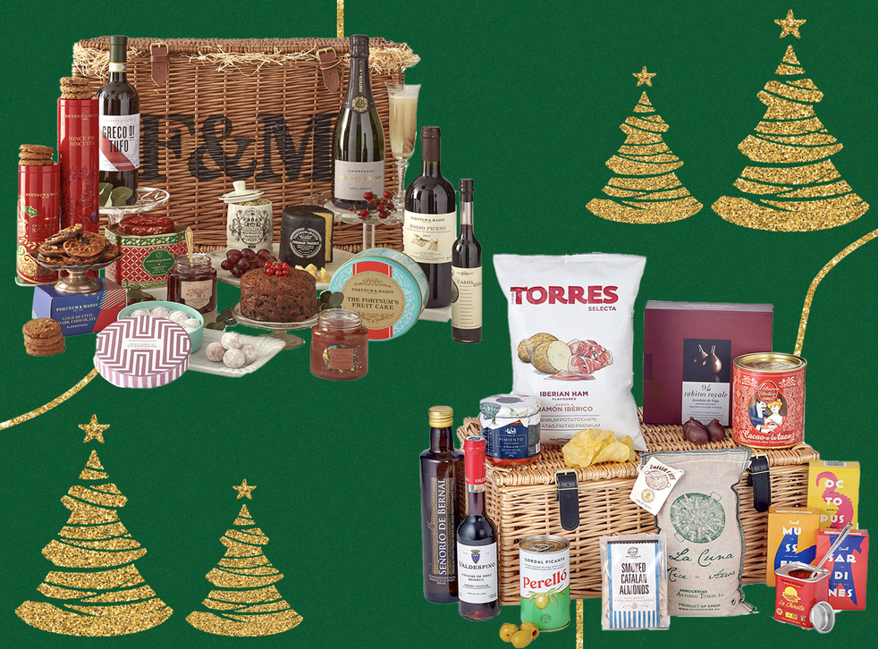 Best Christmas Hampers 2020 Fortnum Mason To Betty S The Independent