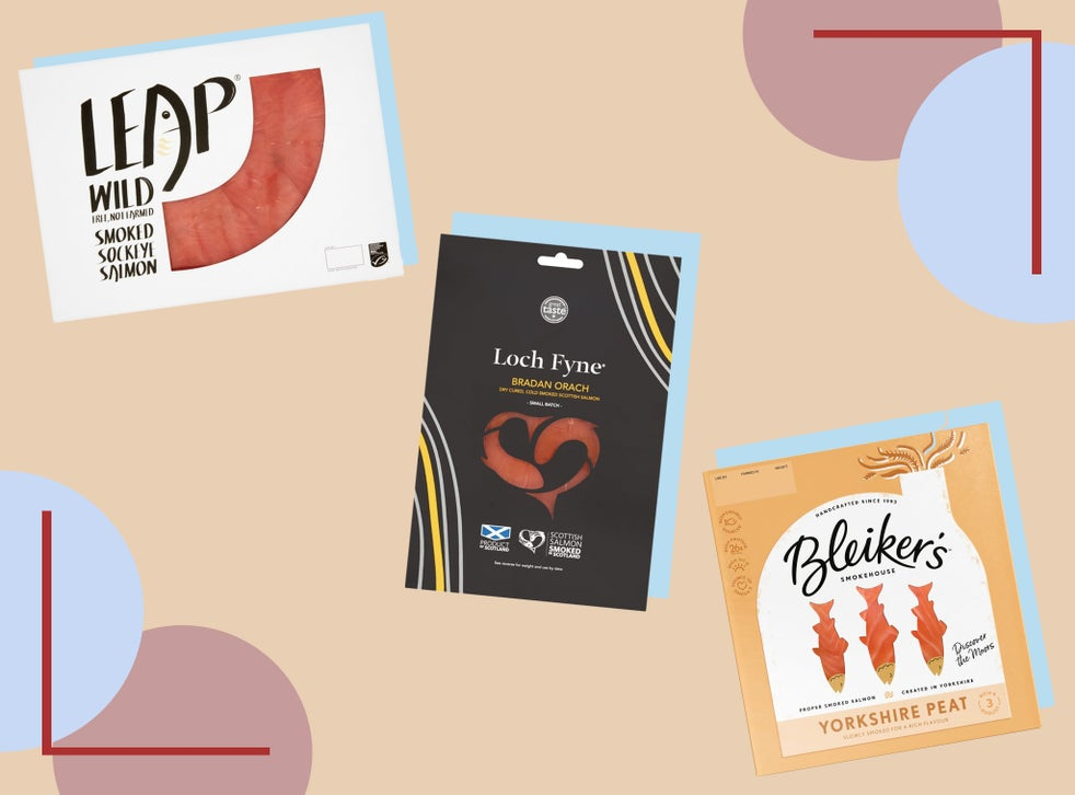 Best Smoked Salmon For Christmas 2020 From Sainsbury S To Waitrose The Independent