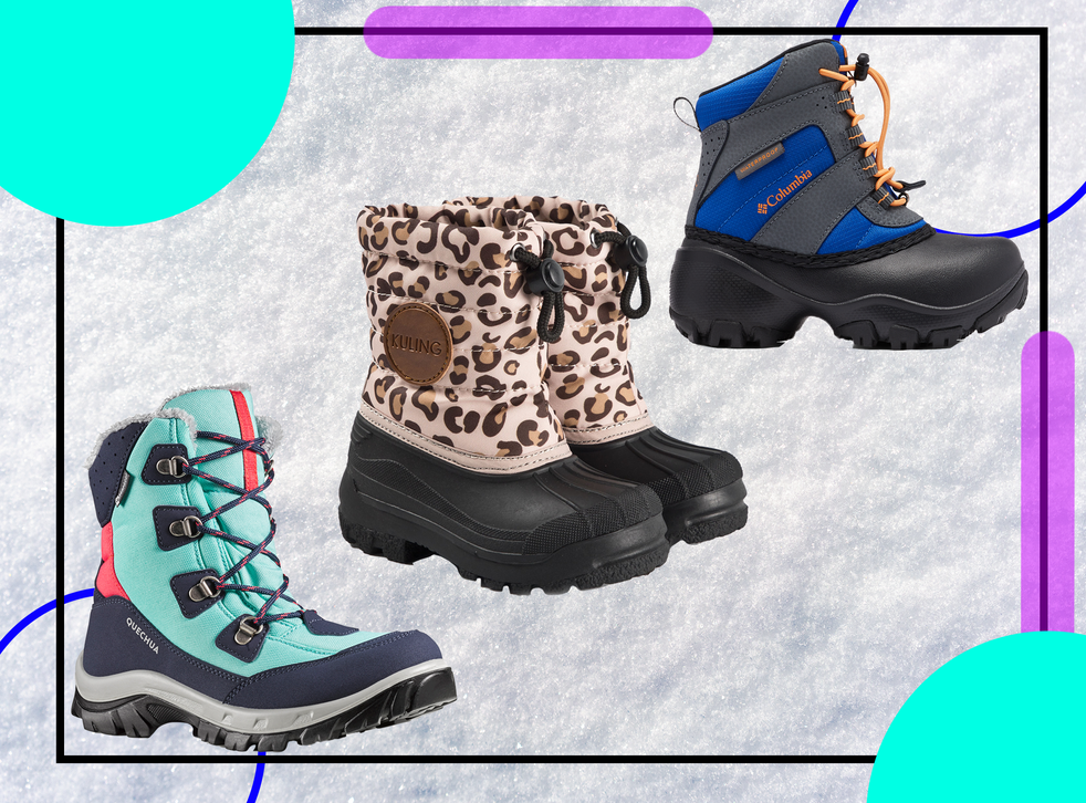 Waterproofing, warmth and traction make for great snow boots