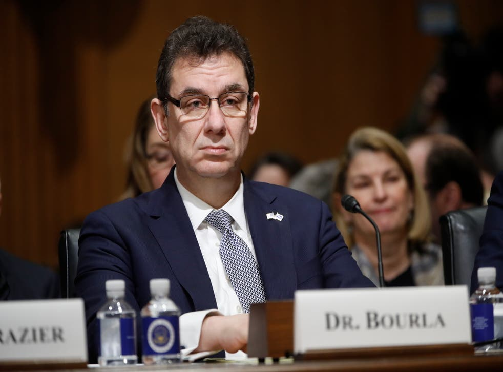 <p>Pfizer CEO Albert Bourla sold company stock worth $5.6m on &nbsp;the day of the vaccine announcement</p>