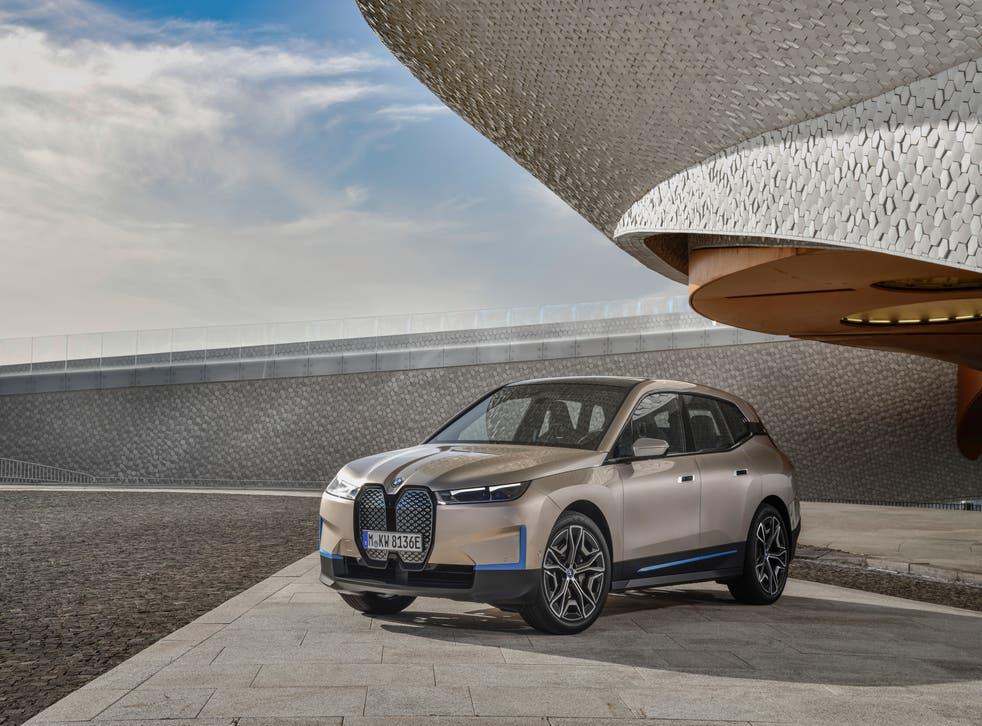 Germany BMW Electric Car