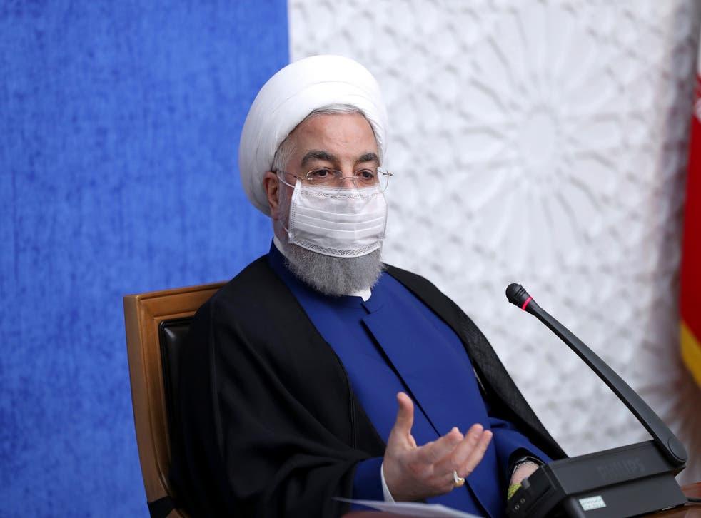 <p>Además, Irán se ha enriquecido con uranio de pureza de 4.5%, por encima del límite establecido en un acuerdo nuclear internacional</p>
